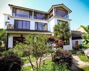 Pure-Land Villa, Privatzimmer  Suzhou - big - 3