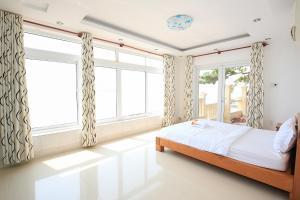 Mona Villa 03 - Sea Resort Mini, Vily  Vũng Tàu - big - 123