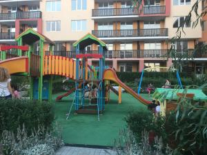 Apartcomplex Chateau Aheloy, Apartmánové hotely  Aheloy - big - 110