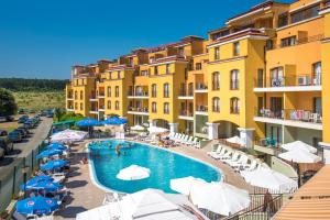 3 hvězdičkový apartmán Serena Residence Aparthotel - All Inclusive Sozopol Bulharsko
