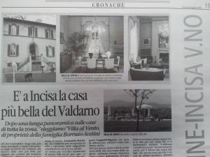 Relais Villa Al Vento, Venkovské domy  Incisa in Valdarno - big - 54
