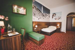 Hotel & Kurhotel Mozart, Hotel  Bad Gastein - big - 5