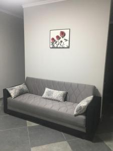 Квартира-студия, Apartmanok  Mejinistsqali - big - 11