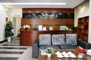 V-Studio Apartment 3, Hotely  Hanoj - big - 18