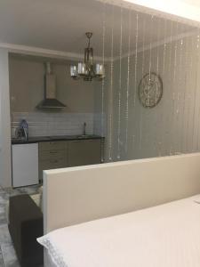 Квартира-студия, Apartmanok  Mejinistsqali - big - 16