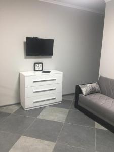 Квартира-студия, Apartmanok  Mejinistsqali - big - 24