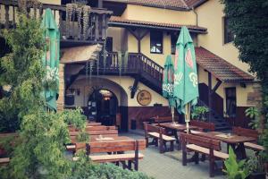 3 hviezdičkový hotel Hotel U Dvou medvídků Chomutov Česko
