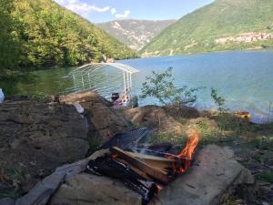 Privatni smještaj Tijanić, Pensionen  Plužine - big - 54