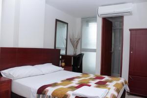 Hotel Santorini Neiva, Отели  Нейва - big - 4