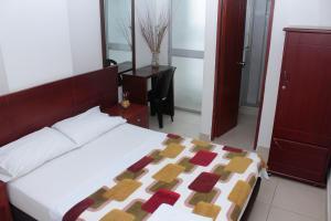 Hotel Santorini Neiva, Отели  Нейва - big - 5