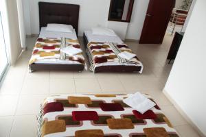 Hotel Santorini Neiva, Отели  Нейва - big - 6