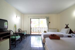 Bannammao Resort, Hotels  Na Jomtien - big - 15