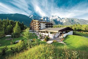 Kaysers Tirolresort – Wohlfühlhotel für Erwachsene, Hotels  Mieming - big - 32