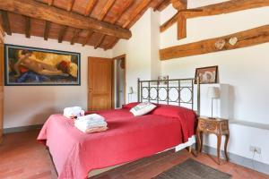 Casale delle Noci Apartment, Апартаменты  Таварнелле-Валь-ди-Пеза - big - 58