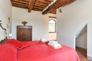 Casale delle Noci Apartment, Апартаменты  Таварнелле-Валь-ди-Пеза - big - 62