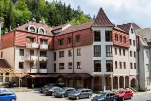 Appartement Apartmán K lanovce Jáchymov Tschechien
