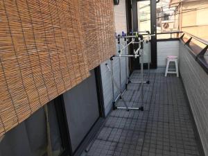 AH House in Shinmachi 2478, Apartmanok  Kiotó - big - 5