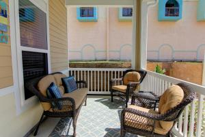 Village by the Beach B923, Holiday homes  Corpus Christi - big - 32