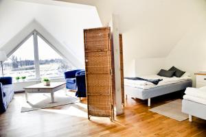 Abbekås Golfrestaurang & Hotell, Отели  Аббекас - big - 5