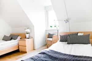 Abbekås Golfrestaurang & Hotell, Отели  Аббекас - big - 3
