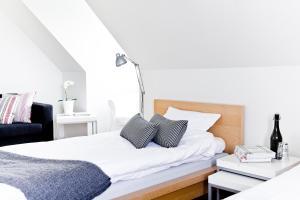 Abbekås Golfrestaurang & Hotell, Отели  Аббекас - big - 43