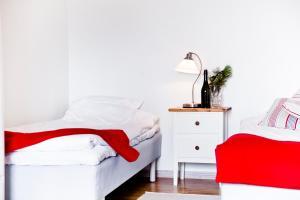 Abbekås Golfrestaurang & Hotell, Отели  Аббекас - big - 9