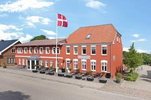 Hotel Jernbanegade, Хернинг