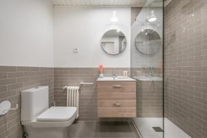 Apartamentos Vielha III, Apartmanok  Vielha - big - 9
