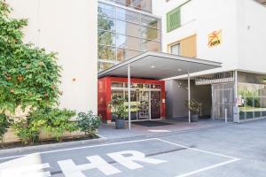 JUFA Hotel Wien, Hotely  Vídeň - big - 43