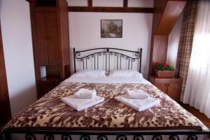 Hanul din Ardeal, Мини-гостиницы  Брашов - big - 16