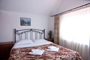 Hanul din Ardeal, Мини-гостиницы  Брашов - big - 6