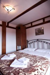 Hanul din Ardeal, Мини-гостиницы  Брашов - big - 3