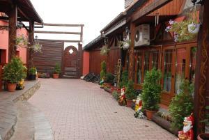 Hanul din Ardeal, Мини-гостиницы  Брашов - big - 38