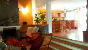 Villas de Atitlan, Комплексы для отдыха с коттеджами/бунгало  Серро-де-Оро - big - 41