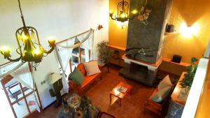 Villas de Atitlan, Комплексы для отдыха с коттеджами/бунгало  Серро-де-Оро - big - 55