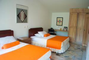 Casa Santa Mónica, Hotel  Cali - big - 57