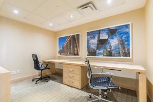 Luxury Furnished Corporate Suite in Downtown Toronto, Appartamenti  Toronto - big - 32