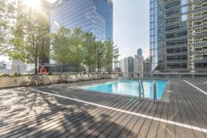 Luxury Furnished Corporate Suite in Downtown Toronto, Appartamenti  Toronto - big - 36