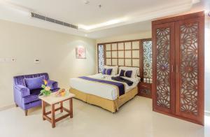 Almuhaidb Faisaliah Hotel Suites, Aparthotels  Riad - big - 2