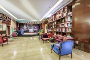 Almuhaidb Faisaliah Hotel Suites, Aparthotels  Riad - big - 22