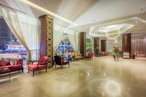 Almuhaidb Faisaliah Hotel Suites, Aparthotels  Riad - big - 23