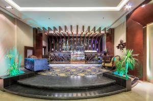 Almuhaidb Faisaliah Hotel Suites, Aparthotels  Riad - big - 13