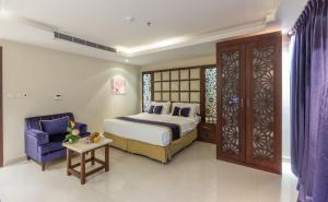 Almuhaidb Faisaliah Hotel Suites, Aparthotels  Riad - big - 6