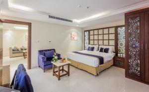 Almuhaidb Faisaliah Hotel Suites, Aparthotels  Riad - big - 7