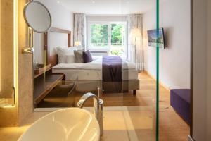 Waldhotel Stuttgart, Hotely  Štutgart - big - 10