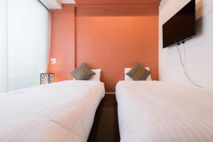 Grandi Nipponbashi Park Hotel, Apartments  Osaka - big - 8