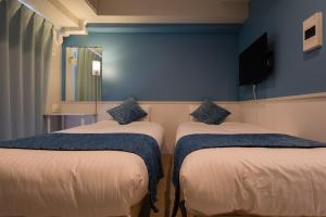 Grandi Nipponbashi Park Hotel, Apartments  Osaka - big - 42