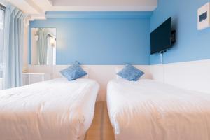 Grandi Nipponbashi Park Hotel, Apartments  Osaka - big - 43