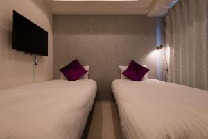 Grandi Nipponbashi Park Hotel, Apartments  Osaka - big - 52