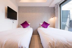 Grandi Nipponbashi Park Hotel, Apartments  Osaka - big - 53